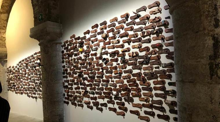 India this summer at Venice Biennale