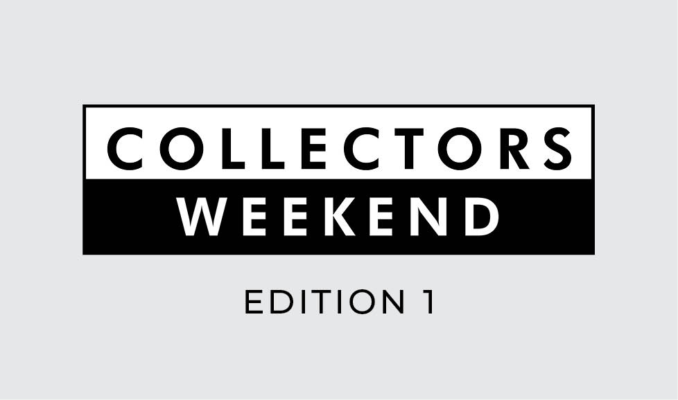 Collectors Weekend | Edition 1
