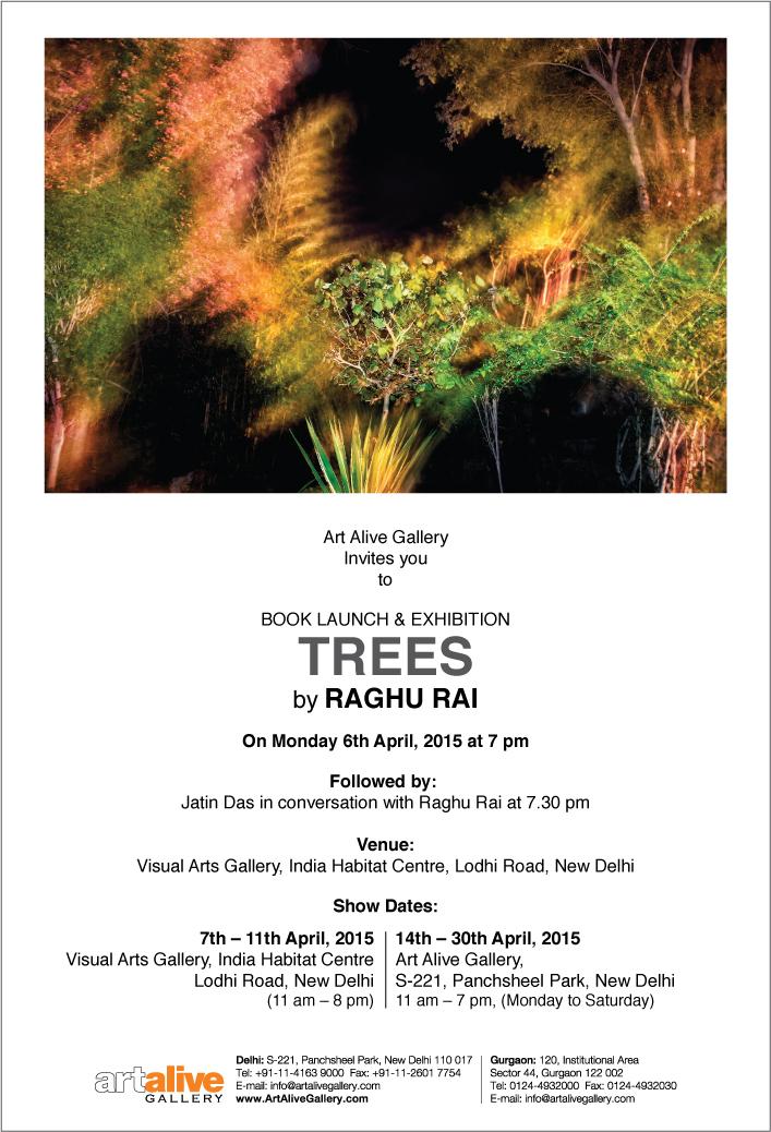 TREES | Raghu Rai