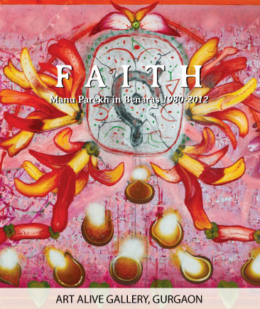 FAITH | Manu Parekh in Benaras 1980-2012