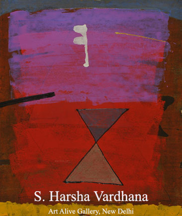 IDEATIONS: Colour, Form, Dimension & Space | Recent Works of S. Harsha Vardhana