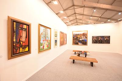 India Art Fair 2019