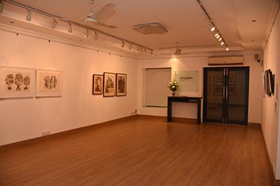 Sakti Burman: Drawings | Sketches | Watercolours : 1950 - 2016