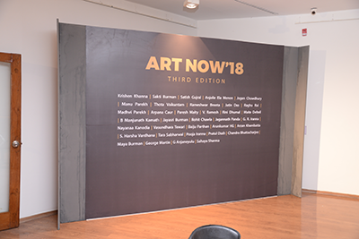 ART NOW' 18 | Third Edition