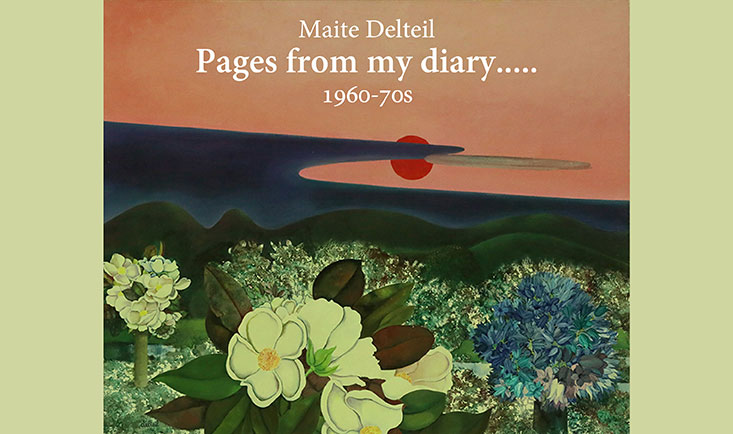 Maite Delteil | Pages from my diary….. | 1960-70s