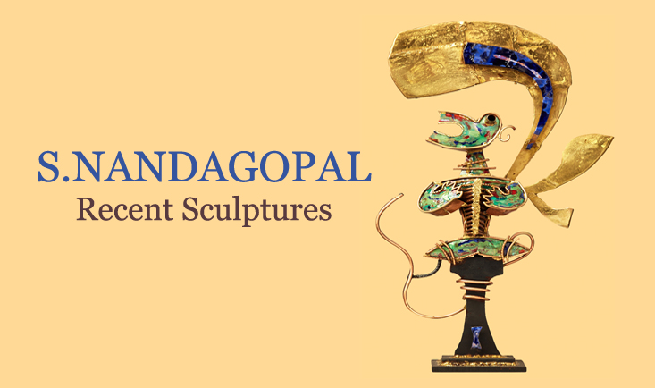 S. NANDAGOPAL | RECENT SCULPTURES