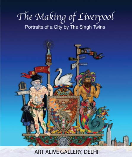 The Making of Liverpool | Portraits of a City by The Singh Twins