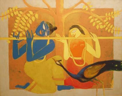 Lila 'The Golden Flute'