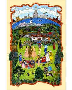 Indian Summer at 'Dhigpal Nivas'