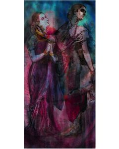 Sisters in Sorrow - A Portrait of Damayanti and Shakuntala
