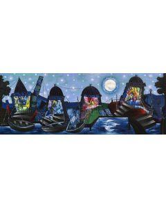 Moonlight Night at Banaras