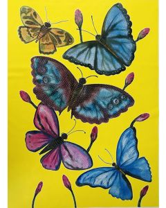 Fly of Joy (Butterflies)