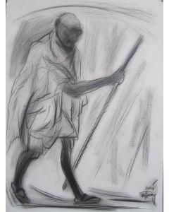 Gandhi: Danda Dandi March