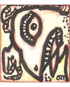 Head (Bird) III