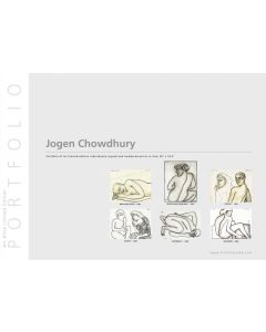 Jogen Chowdhury : First Limited Edition Portfolio of 6 Prints