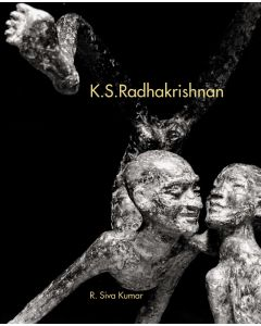 K.S. RADHAKRISHNAN : BOOK ON SCULPTOR