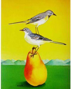 Bird and Fruit 1