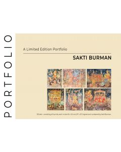 Sakti Burman : Limited Edition Portfolio of 6 Prints