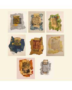 Ashtavinayak- Set of 8 Prints
