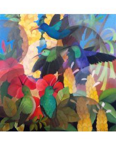 Dance of the Humming Bird