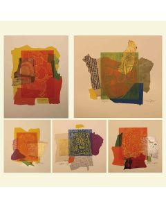 Manglala Murti- Set of 5 Works