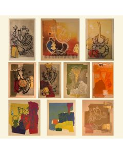 Sukhakarta- Set of 10 Prints